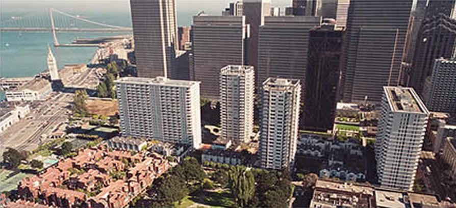 Golden Gateway Apartments