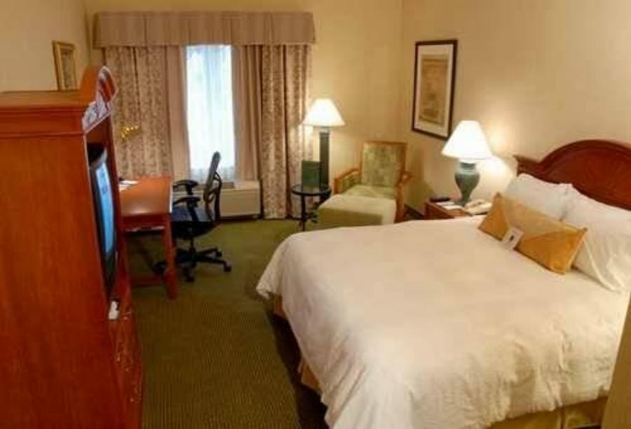 Hilton Garden Inn interior