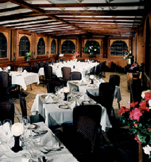 north beach restaurant interior
