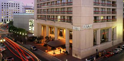 Grand Hotel Bush Street San Francisco