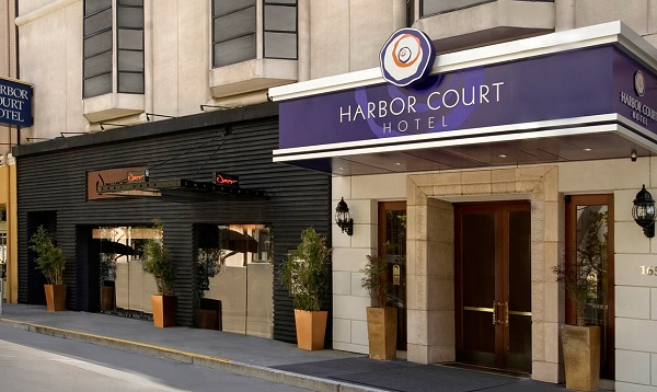 Harbor Court exterior