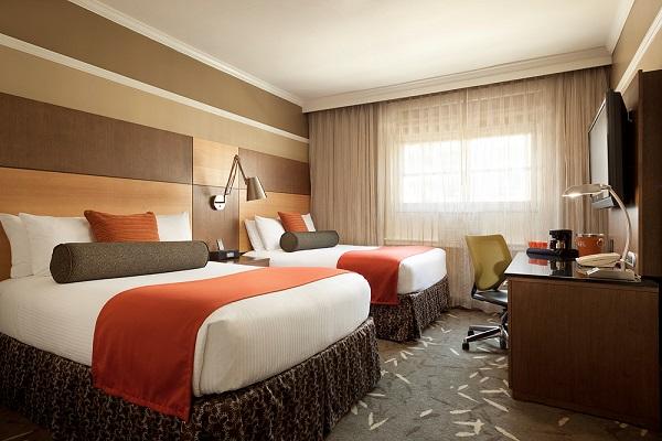 Hotel Abri room