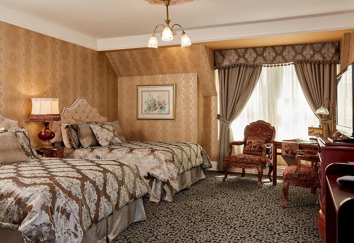 Queen Anne Guest Room